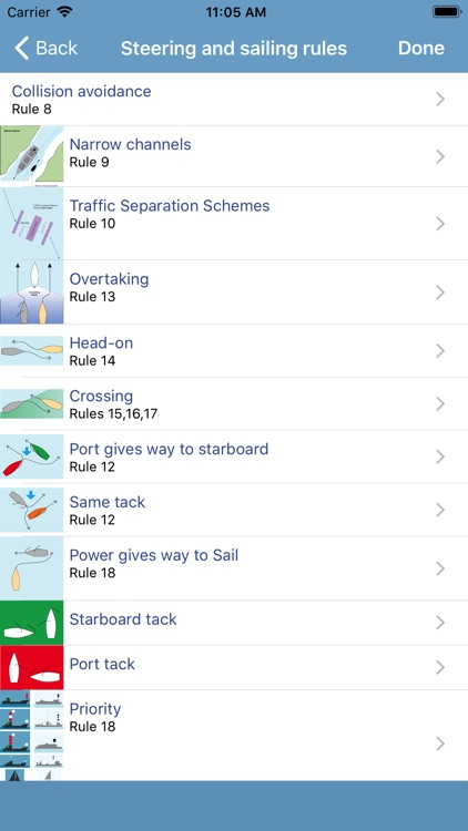 Marine Rules & Signals screenshot-3