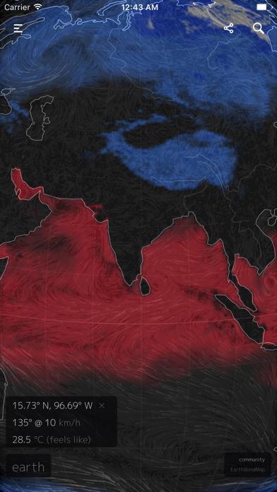 Earth Weather Liveのおすすめ画像4