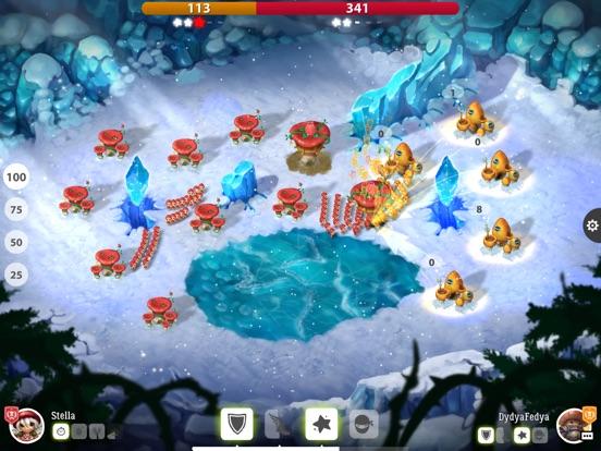 Скачать Mushroom Wars 2: Битвы грибов