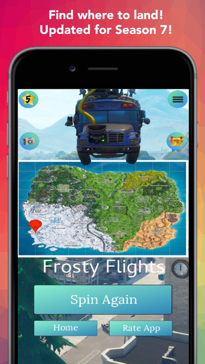 Location Picker for Fortnite screenshot-0