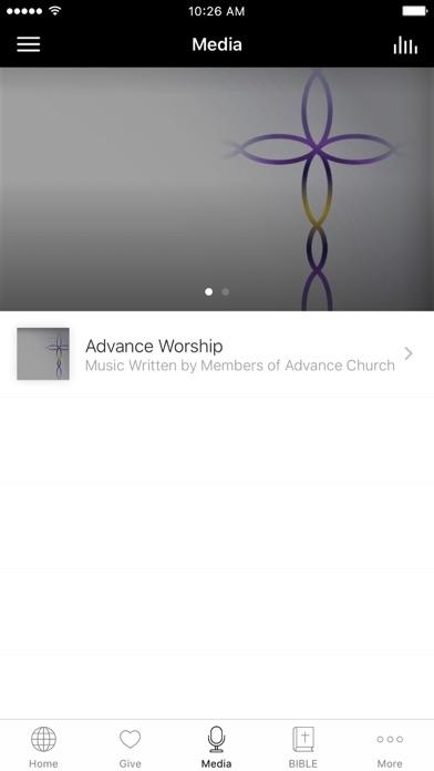 Advance Church Silver Spring screenshot 3