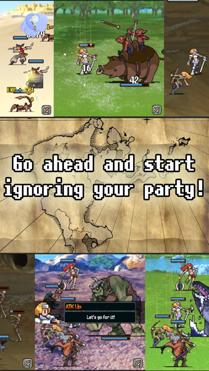 Automatic RPG screenshot-3