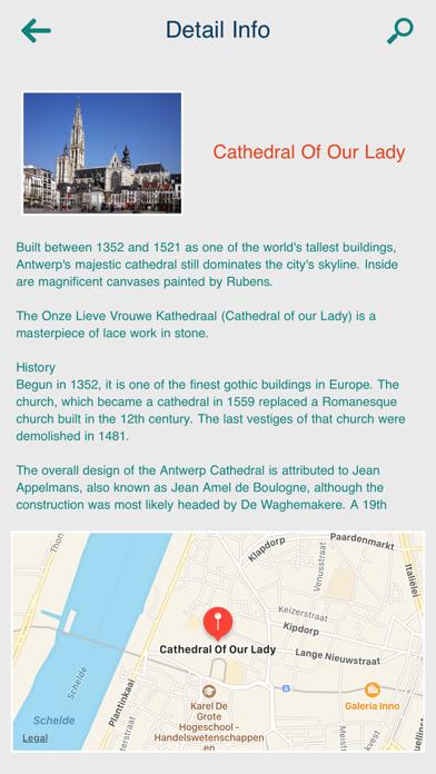 点击获取Antwerp Travel Guide