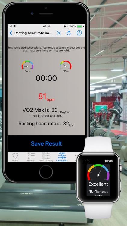 Cardio Workout and Analytics screenshot-9