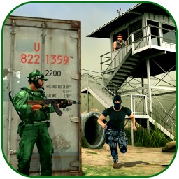 Army Commando Secret Mission