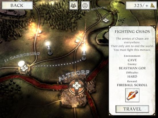 Warhammer Quest 2 screenshot 9