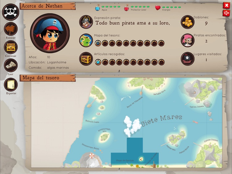 Trevor y la Aventura Pirata screenshot-4