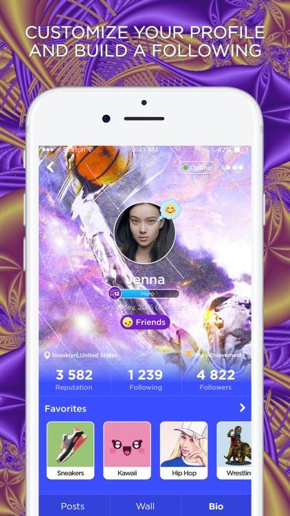 Amino for LakersWorld screenshot-3