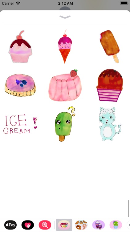 Kawaii! Ice Cream & Cake screenshot-4
