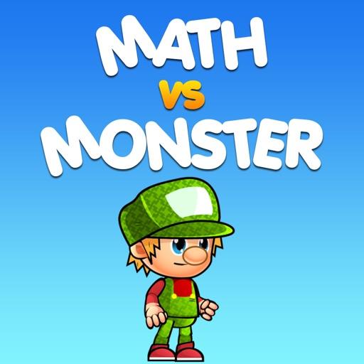 Math Game - Hero vs Monster