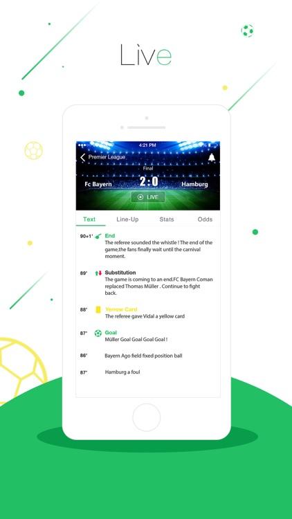 Myfootball screenshot-3