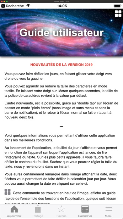 download Trésor Quotidien 2019 apps 0