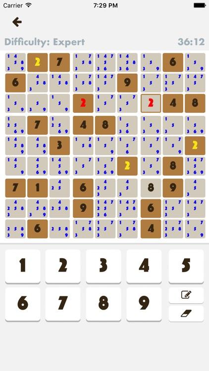 Sudoku - endless