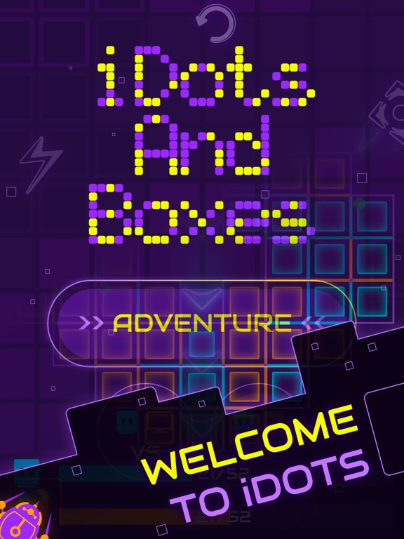iDots and boxes - Adventure screenshot 6