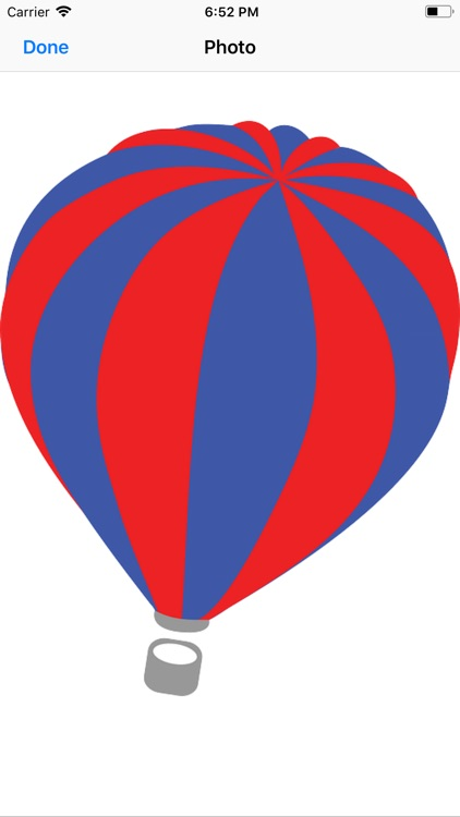 Lotsa Hot Air Balloon Stickers screenshot-2