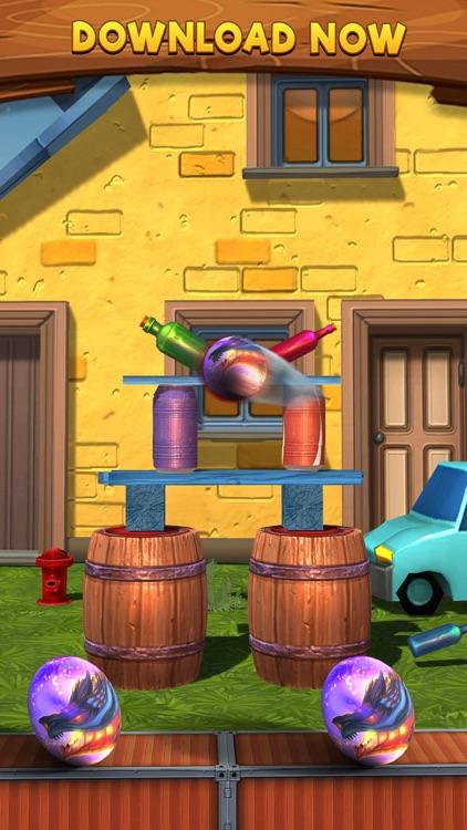 Hit & Toss Knock Down 3D screenshot-5