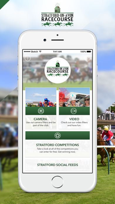 Stratford-On-Avon Racecourse screenshot two