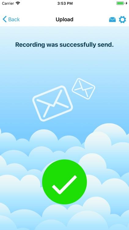 Voice2Mail screenshot-4