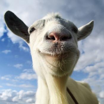 Goat Simulator Logo