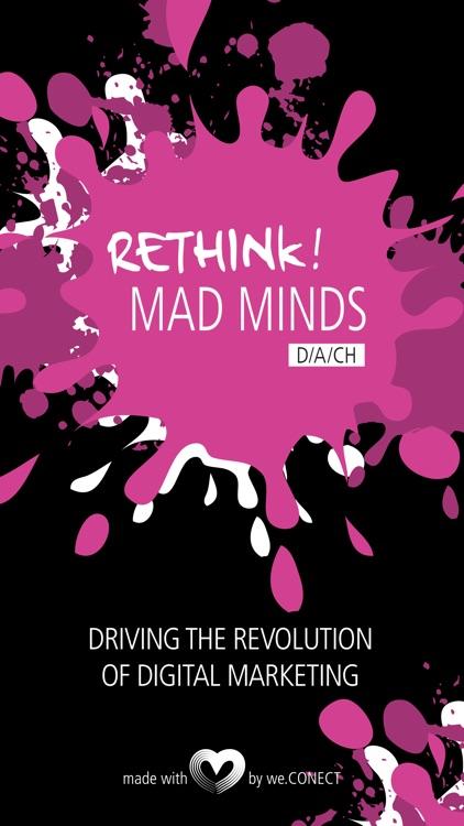 Rethink! MAD Minds