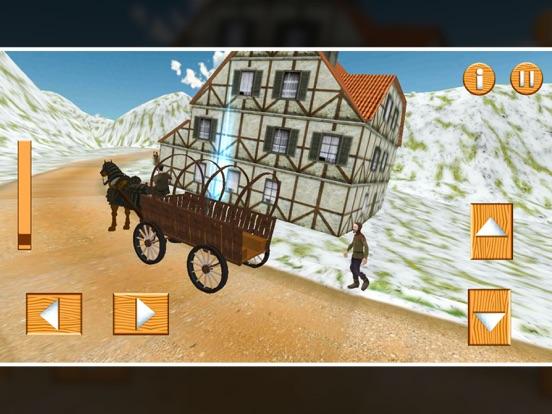My Horse Buggy Transportation screenshot 6
