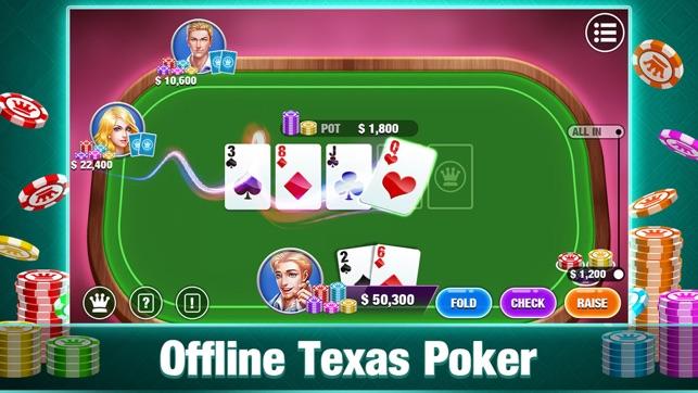 Poker ipad offline app
