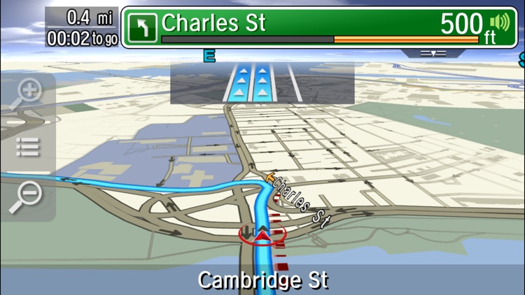 HondaLink Navigation NA screenshot-0