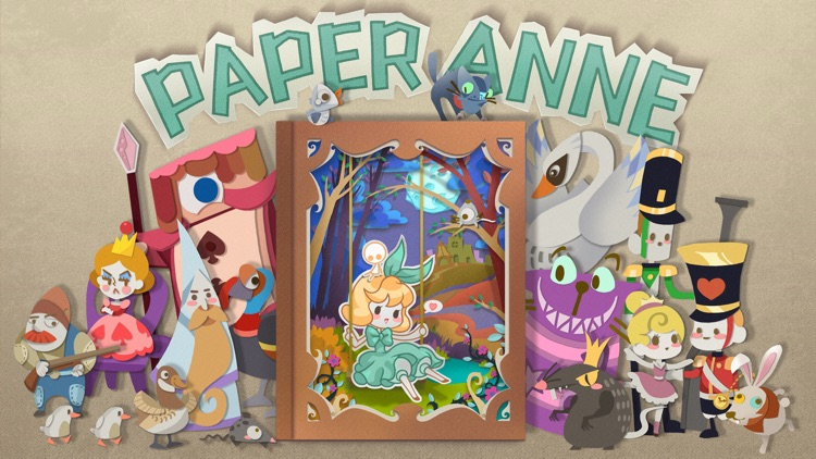 PAPER Anne screenshot-0