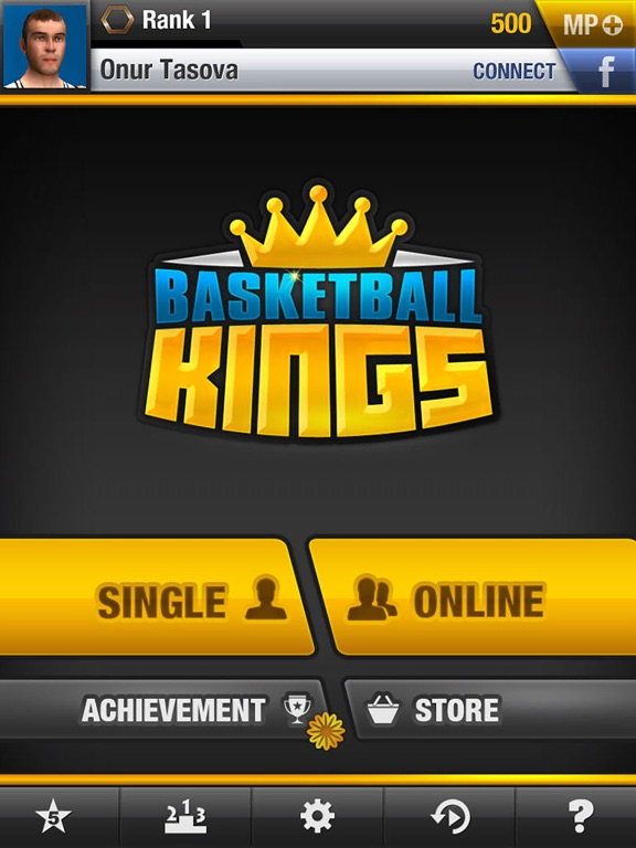 Игра Basketball Kings