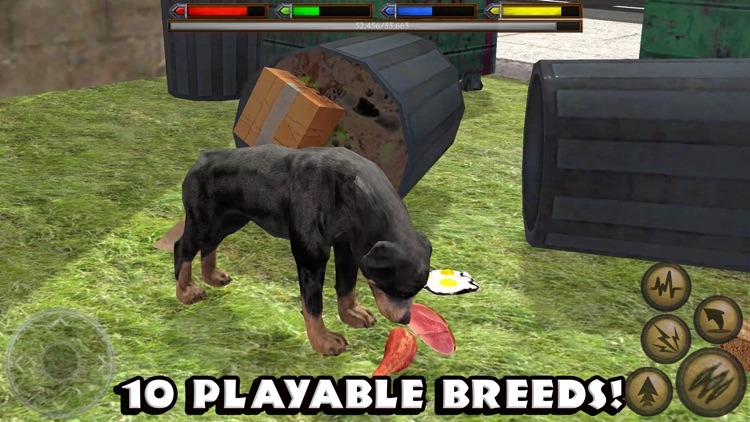 Ultimate Dog Simulator screenshot-4