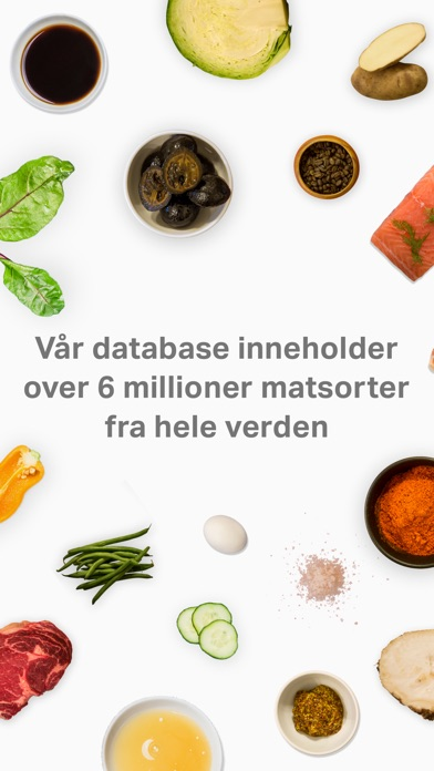 Screenshot for MyFitnessPal in Norway App Store