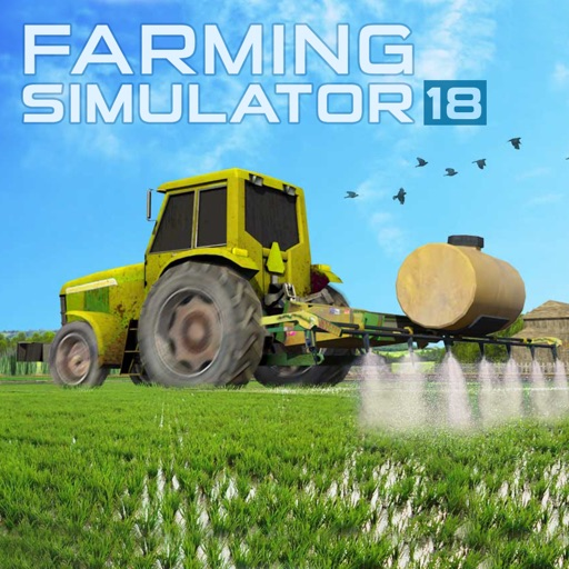 Real Farming Simulator: Farm Truck Driving School