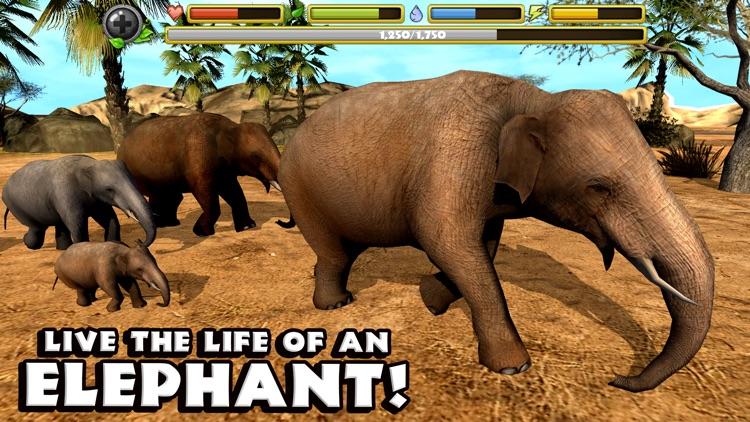 Elephant Simulator screenshot-0