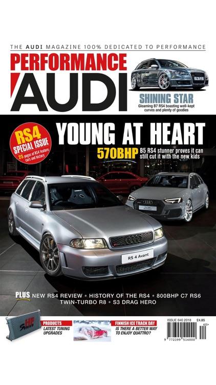 Performance Audi Magazine screenshot-4