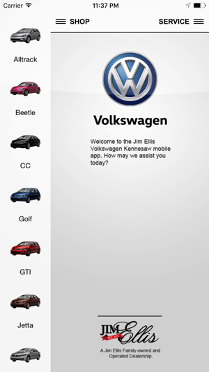 jim ellis volkswagen of kennesaw on the app store