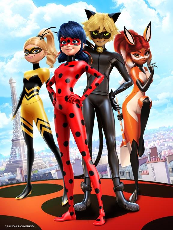 Miraculous Ladybug & Chat Noir
