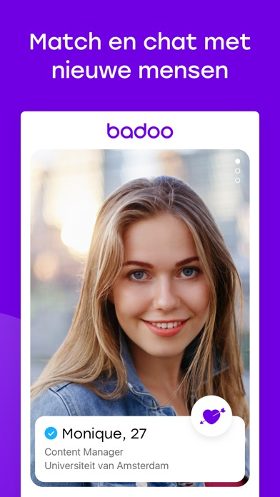 Badoo dating chat line