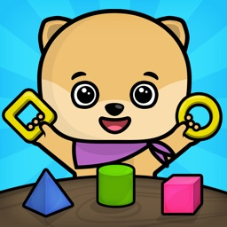 Shapes & colors for toddlers
