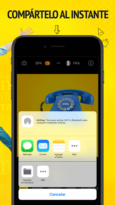 download Fotografía y traduce apps 1