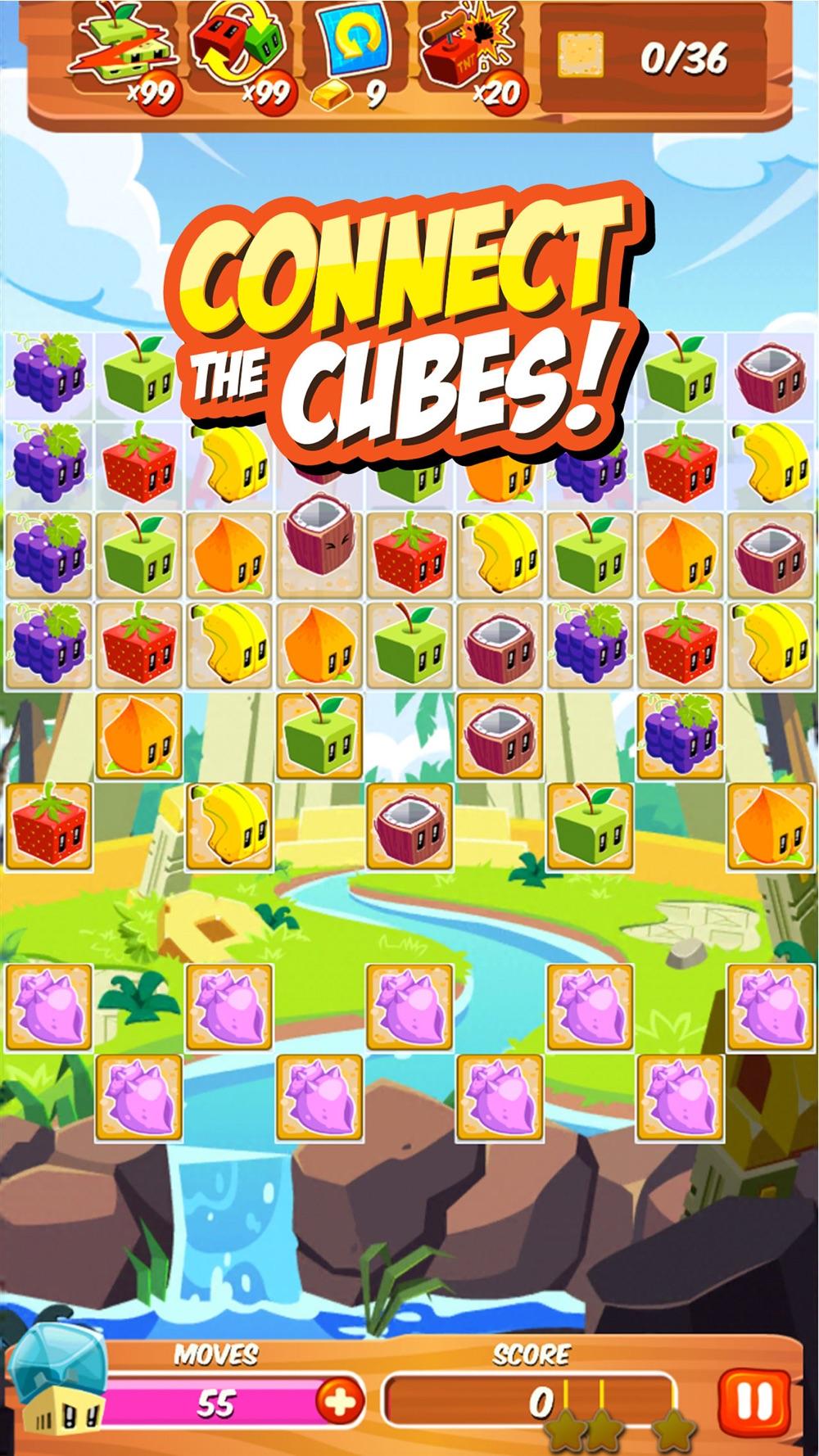 Juice Cubes Cheat Codes