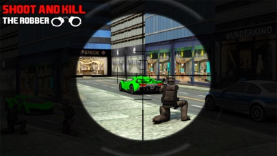 Bank Robbery Shooting Game-1