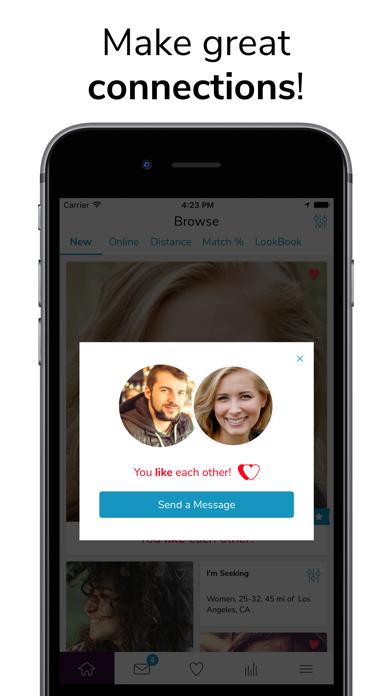 Jdate - Jewish Dating App! Screenshot
