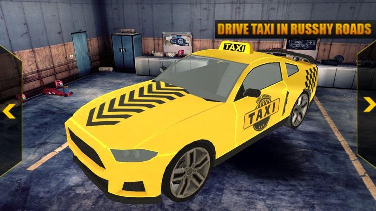 Pro TAXI Driver Sim