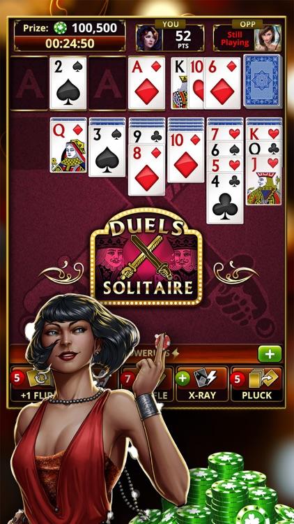 Vegas Solitaire