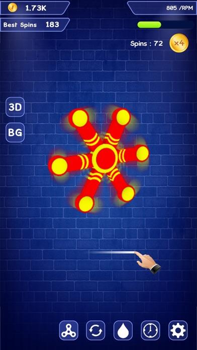 3D Fidget Spinner screenshot four
