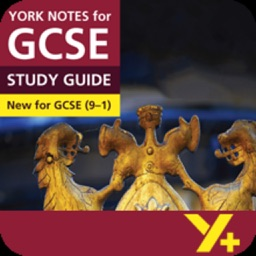 Romeo and Juliet York Notes for GCSE 9-1 for iPad