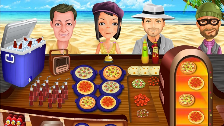 Fast Food Rush Cooking Games