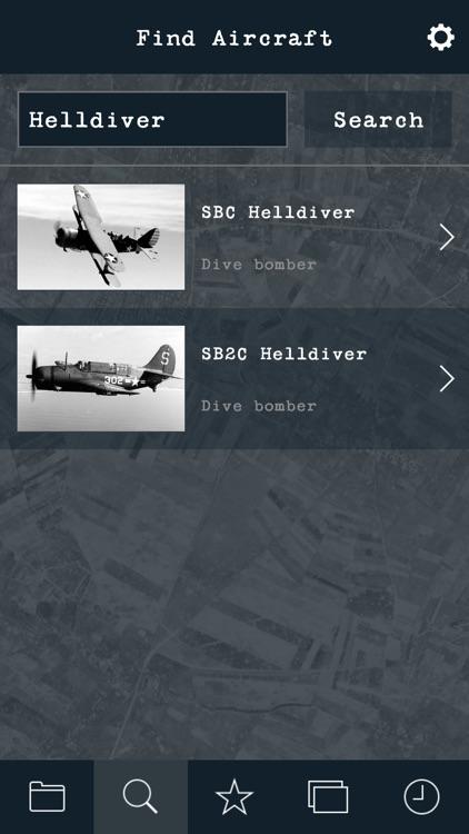 World War II Military Aircraft screenshot-5