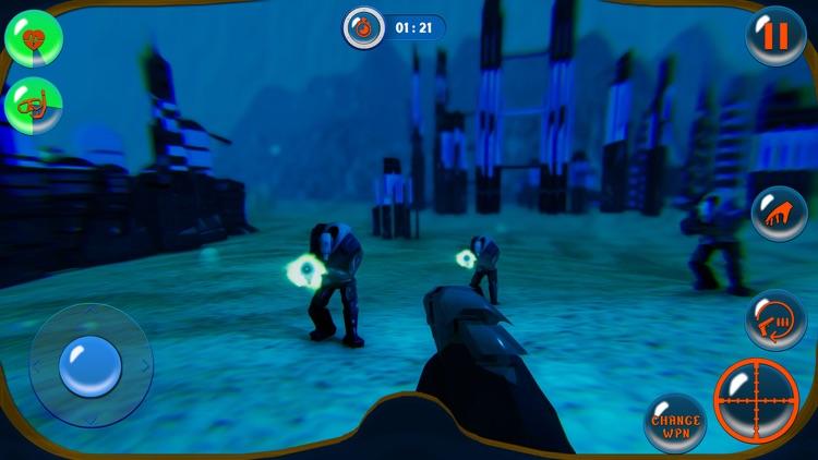 Sub Nautica Underwater World screenshot-3