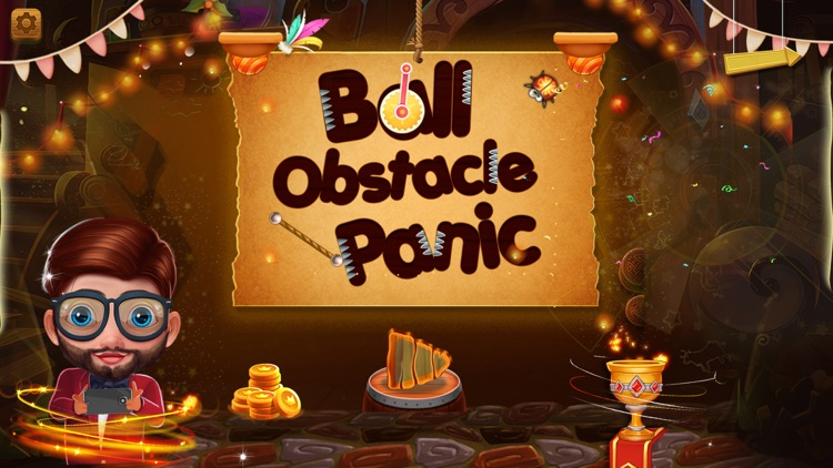 Ball Obstacle Panic